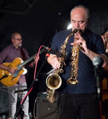 2019-10 – Nicolas Simion Quartet în Green Hours